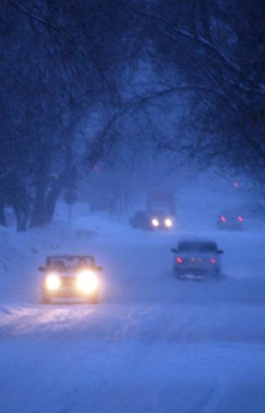 В Челябинской области объявлено штормовое предупреждение на четверг, 17 января, - мокрый снег, ме