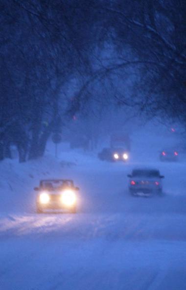 Жителей Челябинской области предупреждают об ухудшении погодных условий – снегопады, метели, усил