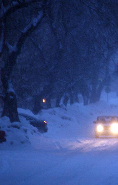 В связи с неблагоприятными погодными условиями в Челябинской области ограничили движение большегр