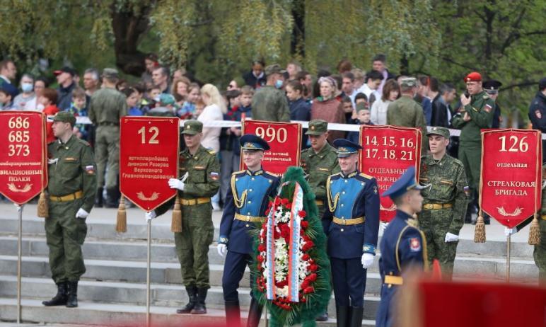 В Челябинской области празднование 76-й годовщины Победы советского народа в Великой Отечественно