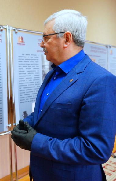 Выставка «Третий фронт Великой Отечественной: агитация и пропаганда» была развернута в Законодате