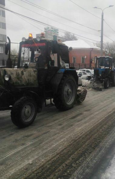 Минувшей ночью в большинстве районов Челябинской области установился временный снежный покров, на