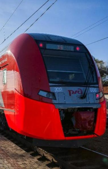 Проект запуска скоростного пригородного электропоезда «Ласточка» по маршруту Челябинск - Магнитог