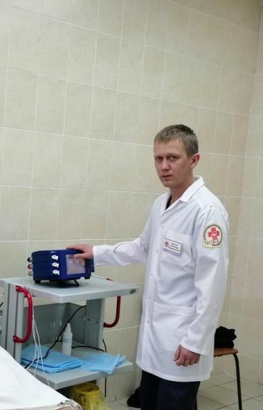 В Диагностическом центре Челябинской областной кинической больницы внедрили новейшую методику опр