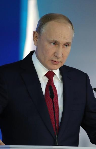 Президент России Владимир Путин предложил изменить подходы к формированию федерального правительс