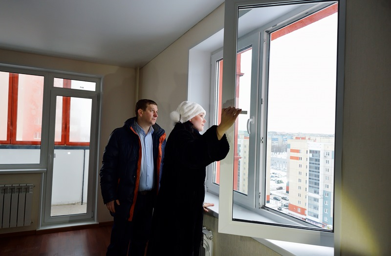 Благодаря этим и многим другим программам смогли приобрести жилье в