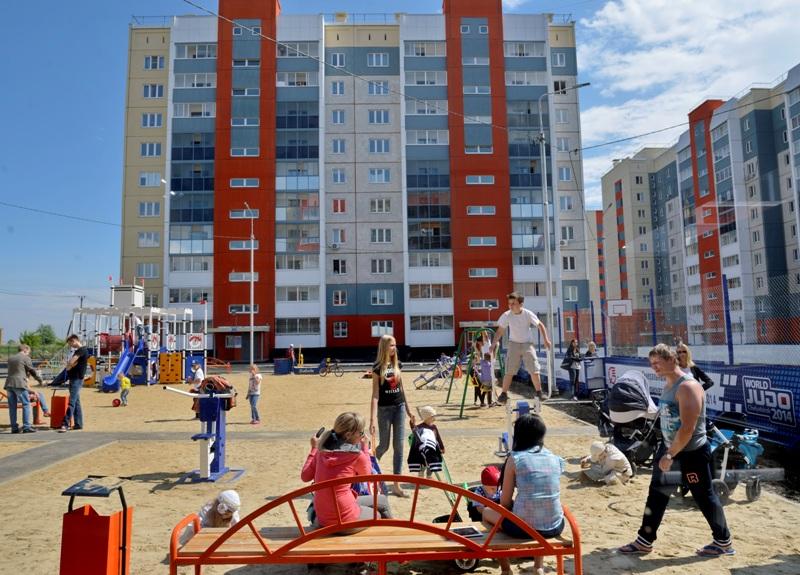 Так, для покупателей квартир в популярном жилом районе «АКАДЕМ Riverside» действует безвозмездная