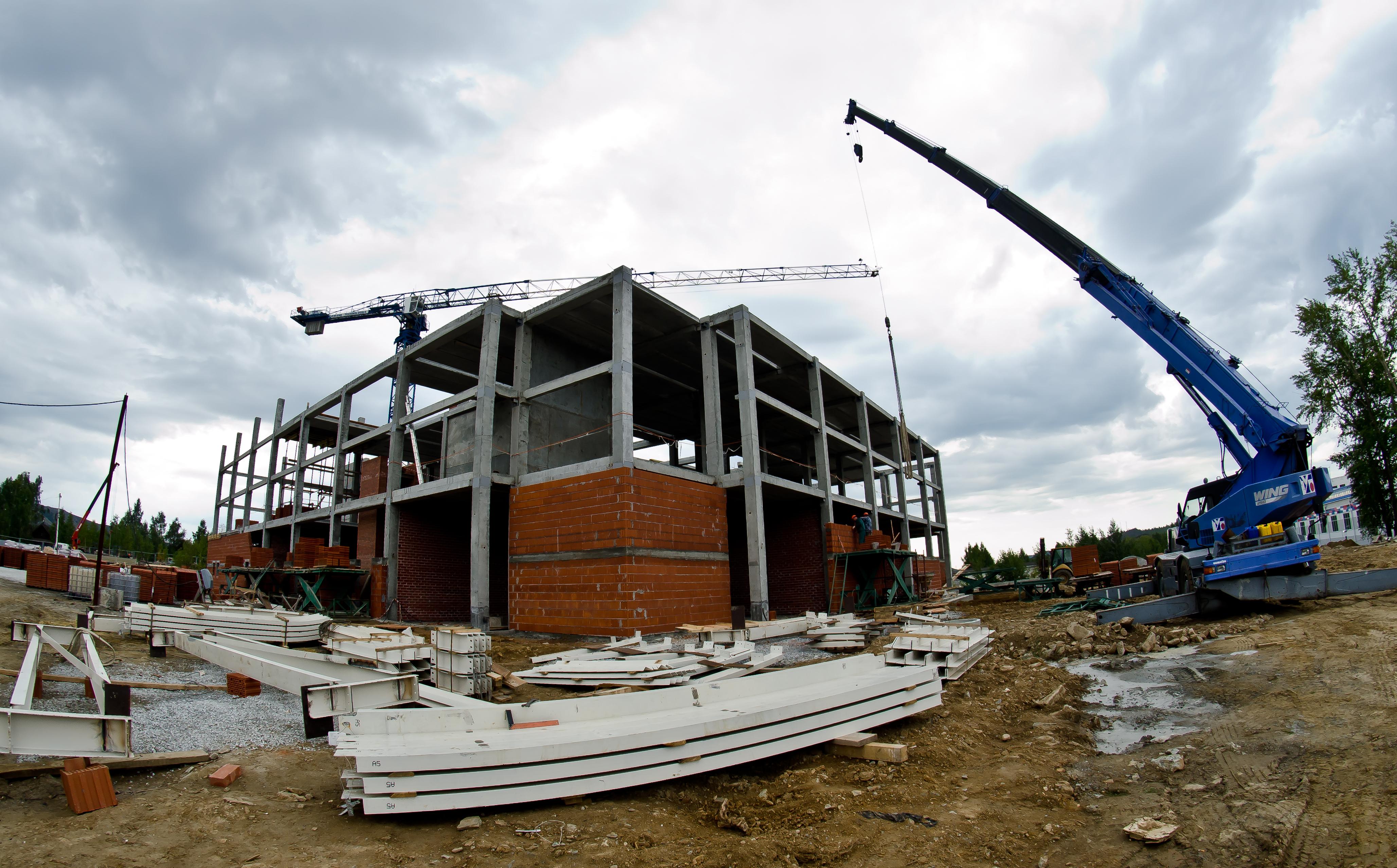 Новый торгово-развлекательный центр в городе Карабаше (Челябинская область) откроется в июле 2019