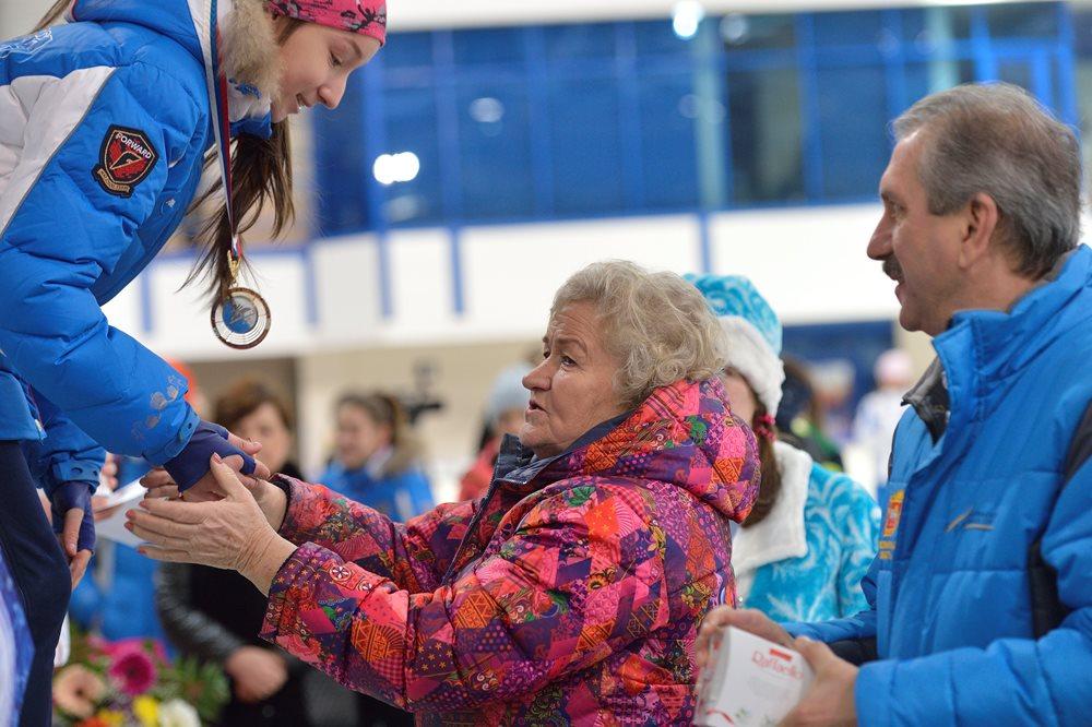 На южноуральском льду собрались 109 юношей и 79 девушек из Свердловской, Курганской и Челябинской