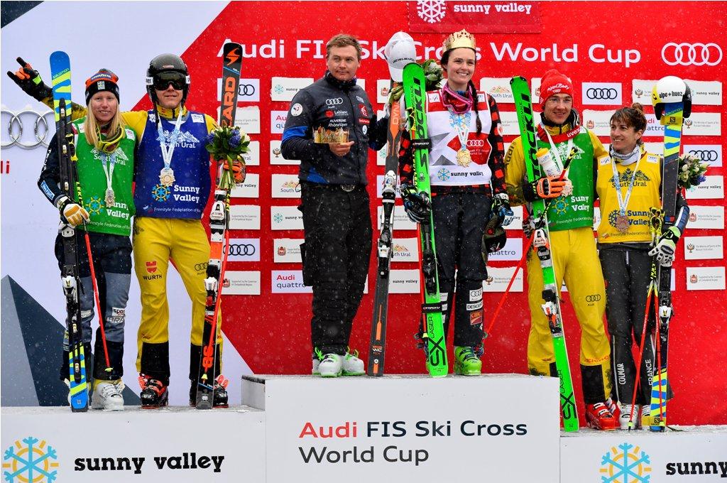 В большом мужском финале лучший результат показал французский спортсмен Арно Боволента. Серебряну