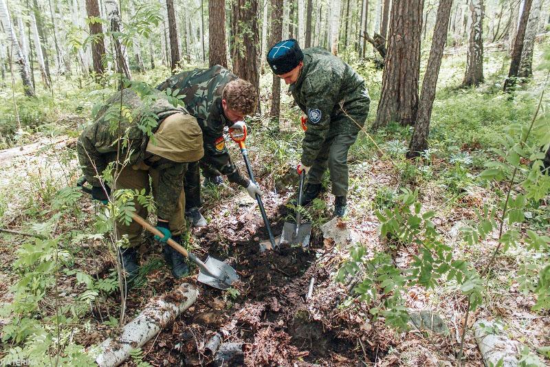 В Сосновском районе (Челябинская область) поисковики отряда «Южный» проведут свою очередную экспе