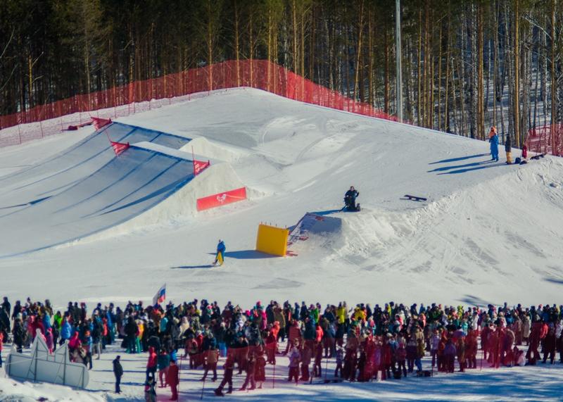 На «Солнечной долине» (Миасс, Челябинская область) началась активная подготовка к Этапу Кубка FIS