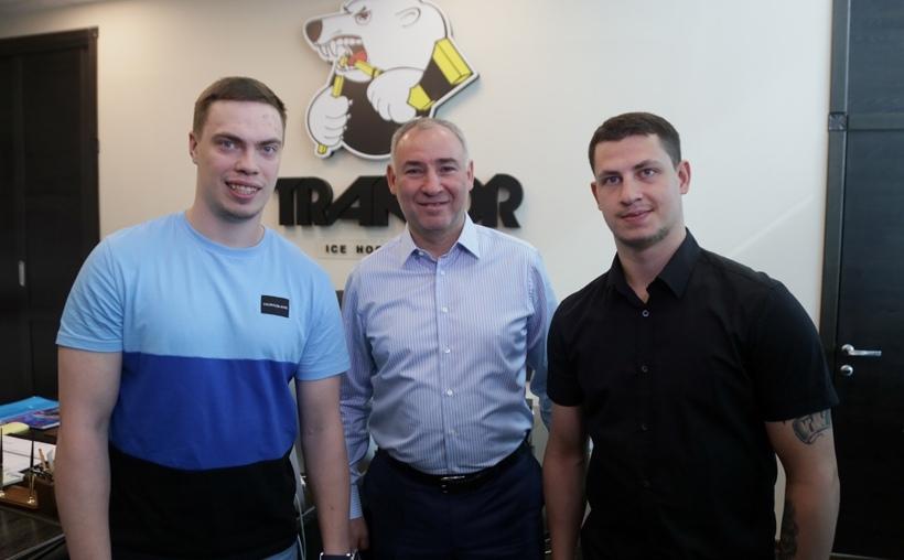Челябинский «Трактор» продолжает формировать команду на новый сезон. Новые соглашения с Исаевым и