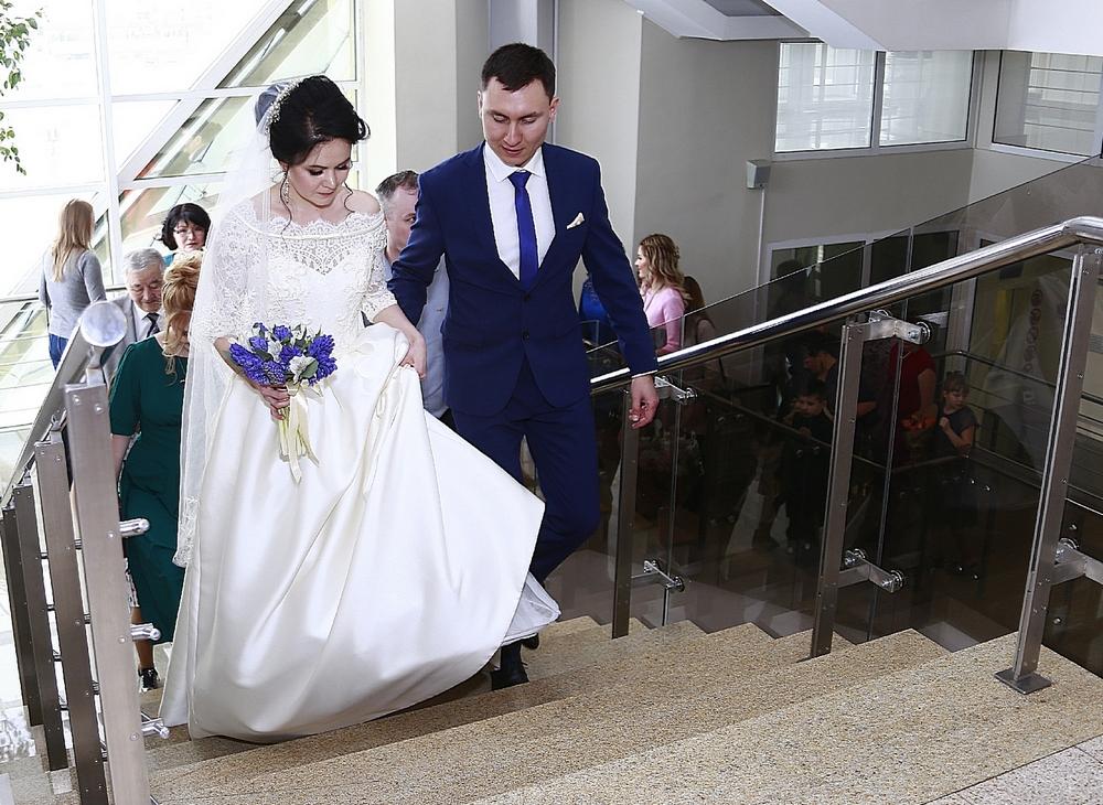 Свадьба в музее - почему бы и нет? Начало было положено еще летом 2014 года, когда музейные специ