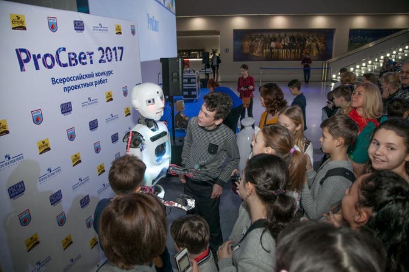 Конкурс, в котором приняли участие более 500 школьников и студентов техникумов из 47 регионов Рос