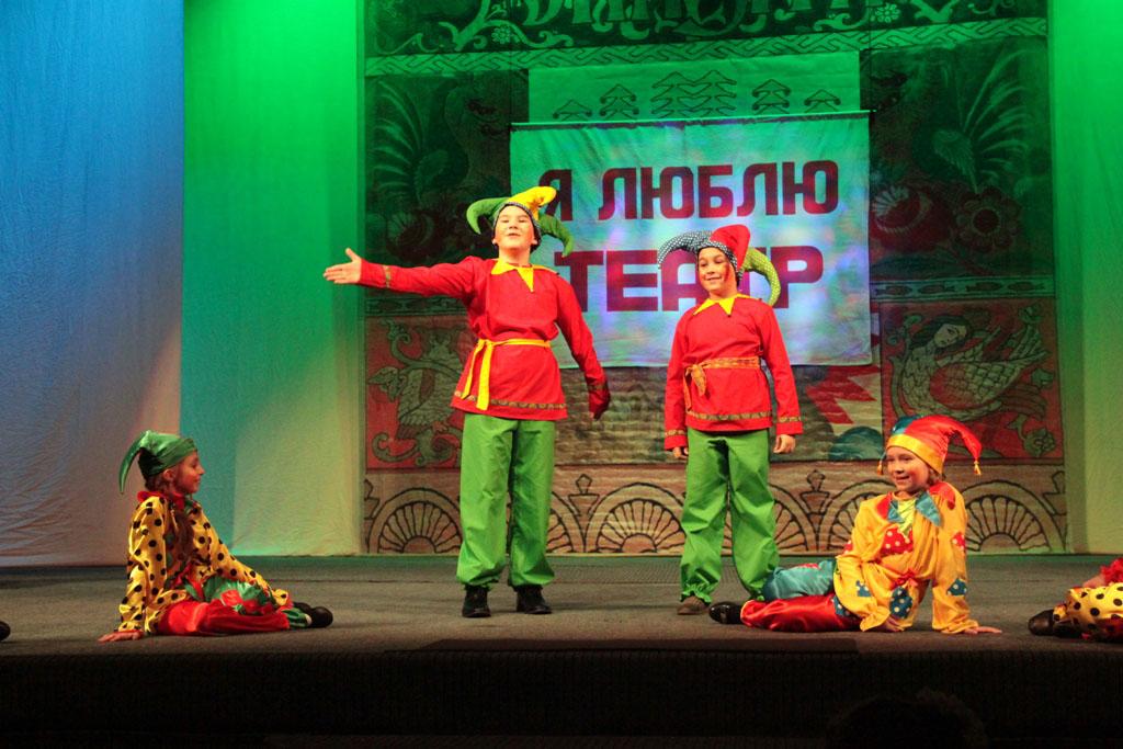 В Златоуст, в драматическом театре «Омнибус, подведены итоги XI городского детско-юношеского теа