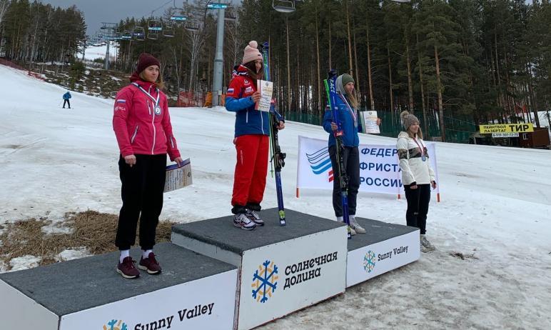 На горнолыжном курорте «Солнечная долина» (Миасс, Челябинская область) завершился чемпионат Росси