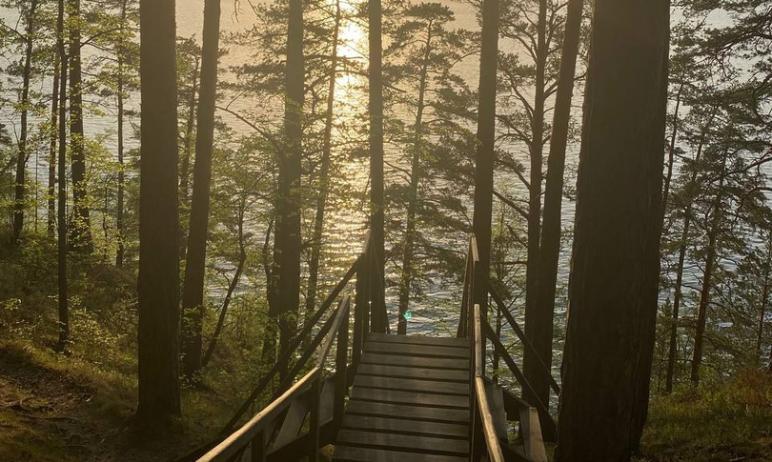 По озеру Тургояк - одному из красивейших водоемов Южного Урала - с осени этого года можно будет п