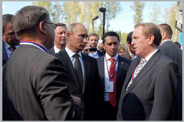 Как сообщили агентству «Урал-пресс-информ» в ОАО «АЗ «Урал», председатель правительства дал высок