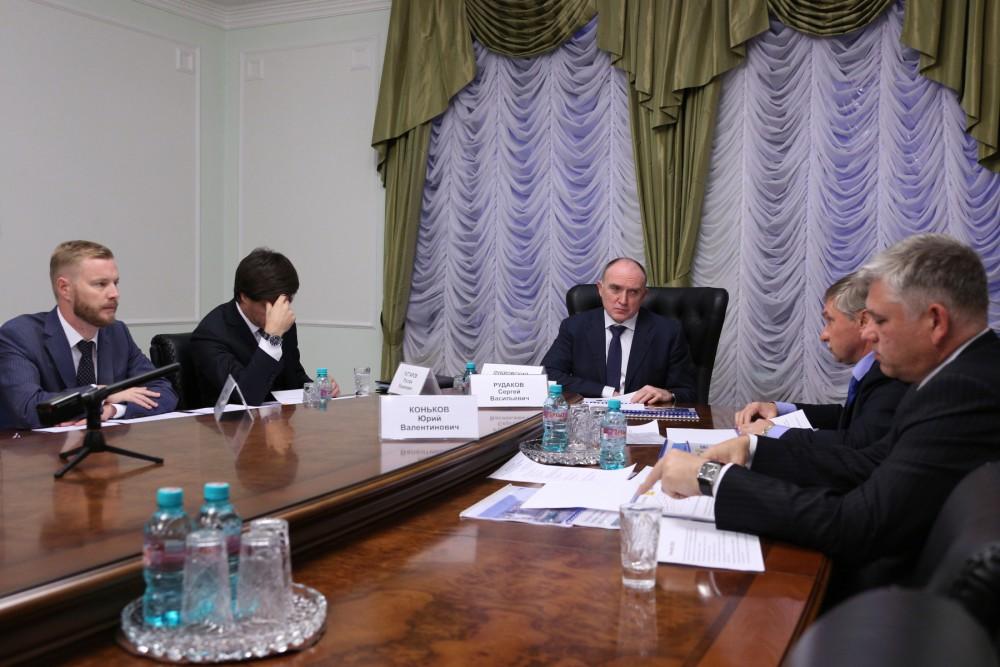 Как сообщили агентству «Урал-пресс-информ» в пресс-службе губернатора, проектирование первого эта