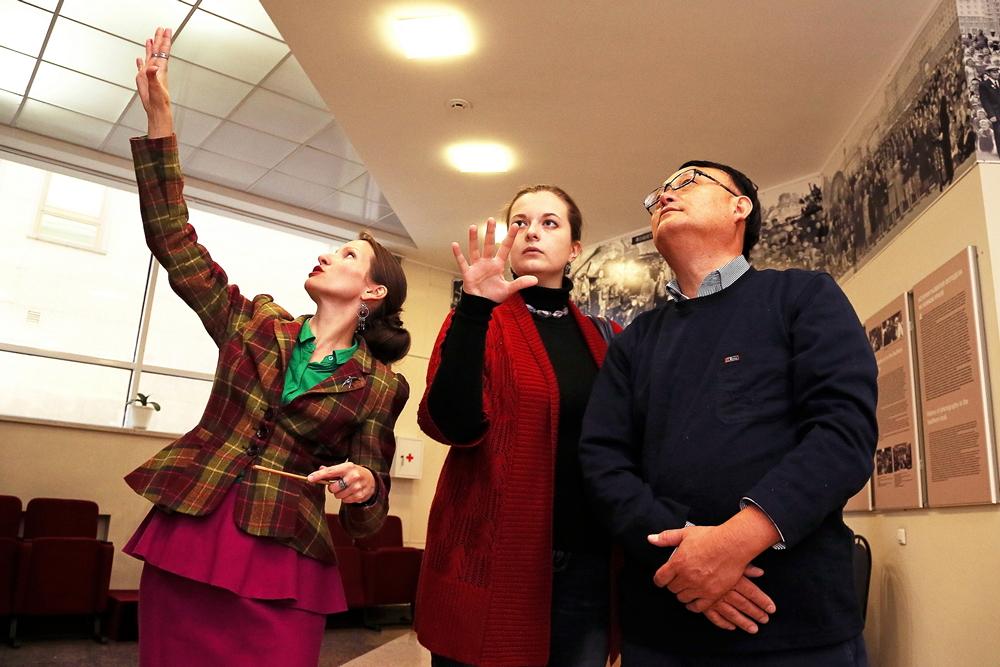 В воскресенье, 14 октября, в Государственный исторический музей Южного Урала (Челябинск) с неофиц