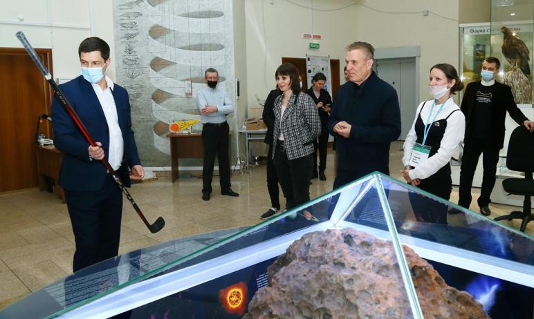 Вчера, 15 февраля, коллекция Государственного исторического музея Южного Урала в Челябинске попол
