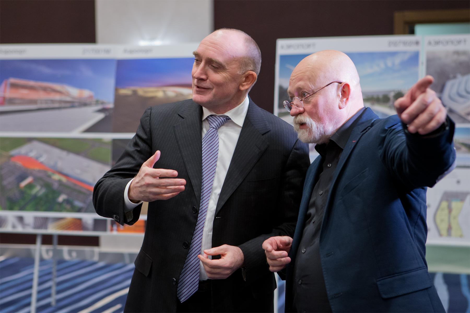 Первые результаты работы по созданию единой концепции благоустройства Челябинска были презентован