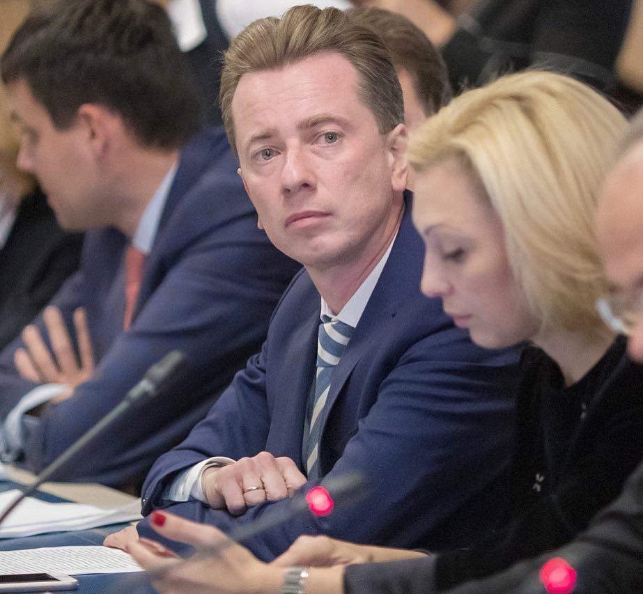 Сегодня, 8 ноября в Государственной Думе состоялась встреча с заместителем министра внутренних де