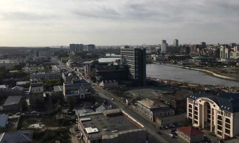 Все контракты на благоустройство участка набережной реки Миасс за КРК «Мегаполис» в Центральном р