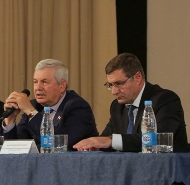 Бывший глава Коркинского муниципального района (Челябинская область) Евгений Валахов