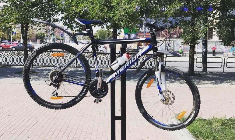 Жители Челябинска, любящие покрутить педали, теперь смогут подремонтировать свои велосипеды у вхо