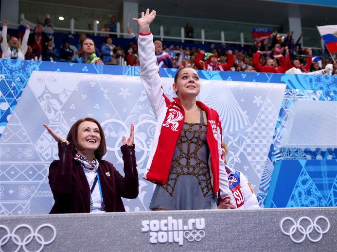 17-летняя спортсменка опередила в борьбе за победу кореянку Ким Ён А, предыдущую обладательницу э