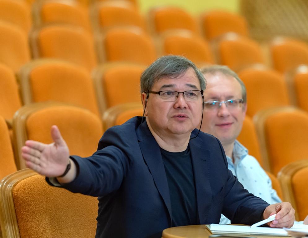 В конкурсном прослушивании в симфонический оркестр челябинской филармонии приняли участие 82 испо