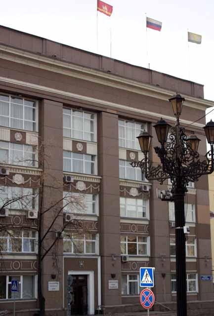 Дом на улице Островского построен по областной программе переселения жителей из ветхо-аварийного