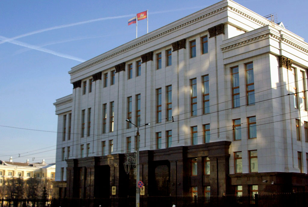 Сегодня, 24 января, пресс-секретарь губернатора Дмитрий Федечкин представил сотр