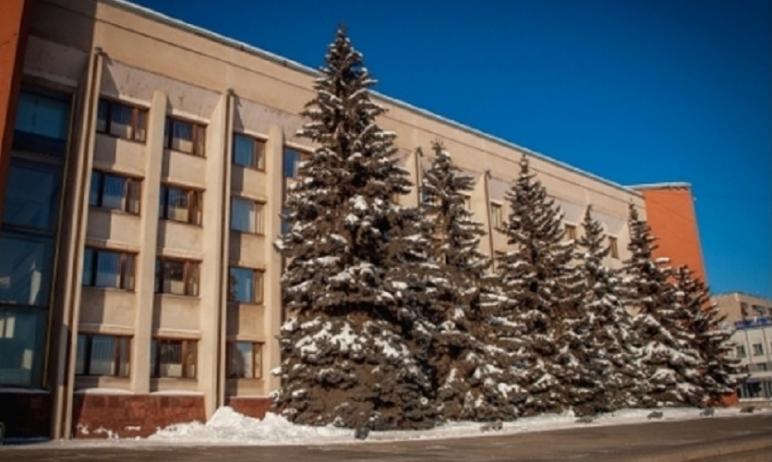 Сегодня, 22 декабря, в Магнитогорске (Челябинская область). на заседании Собрания депутатов назва