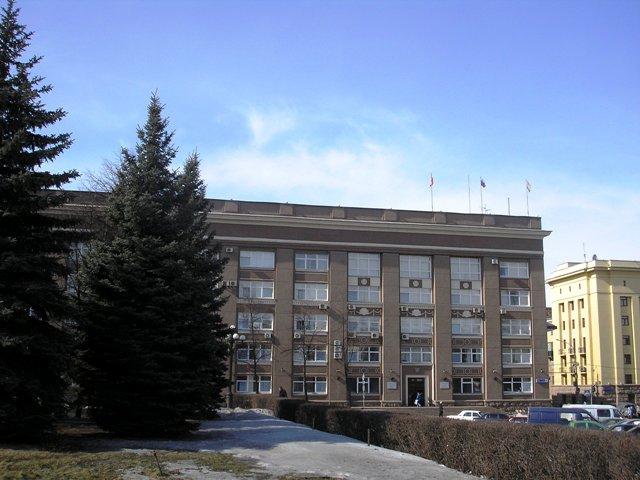 Будущий район «Академ-сити» располагается на большой территории возле здания Челябинского универс