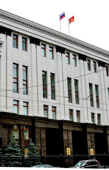 Новые случаи коронавирусной инфекции COVID-19 выявлены среди сотрудников правительства Челябинско