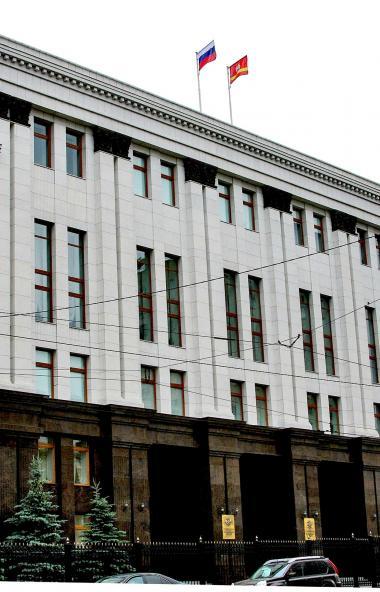 Заместитель губернатора Челябинской области Егор Ковальчук, курирующий экономический блок в регио