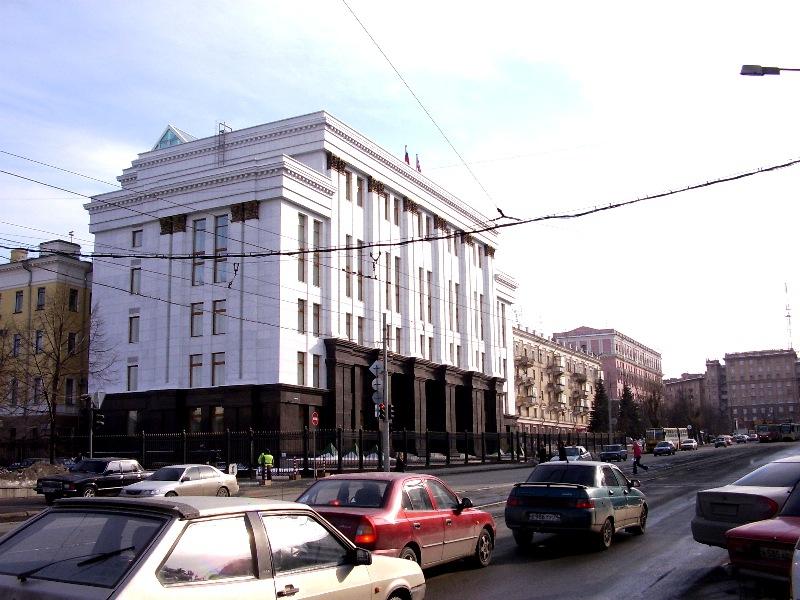 Сегодня Борис Дубровский провел рабочую встречу с главой Чесменского района