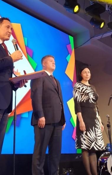 В Челябинске вчера, седьмого сентября, в день празднования Дня города, еще один его житель удосто