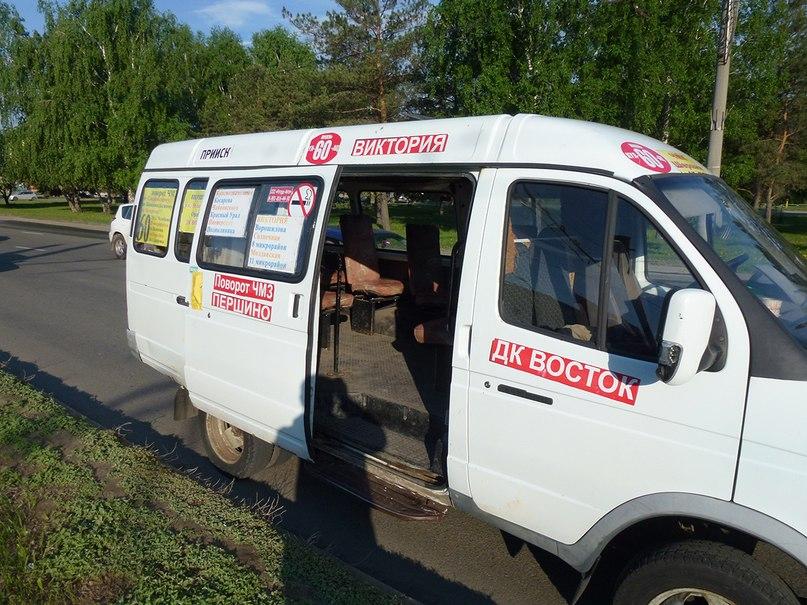 В Челябинске в ходе проверок общественного транспорта очередной неисправный пассажирский автобус