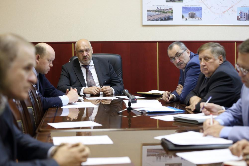 Администрация Варненского района и Южно-Уральская железная дорога обеспечат полную безопасность п