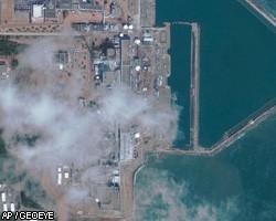 Вода в корпусах реакторов уже не покрывает полностью находящиеся там сборки. Вместе с тем, отмеча
