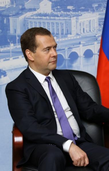 Дмитрий Медведев, покинув пост председателя правительства России и впоследствии заняв пост зампре