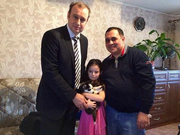 Как сообщало ранее агентство «Урал-пресс-информ», маленькая копейчанка Алина Алимова, узнав про с