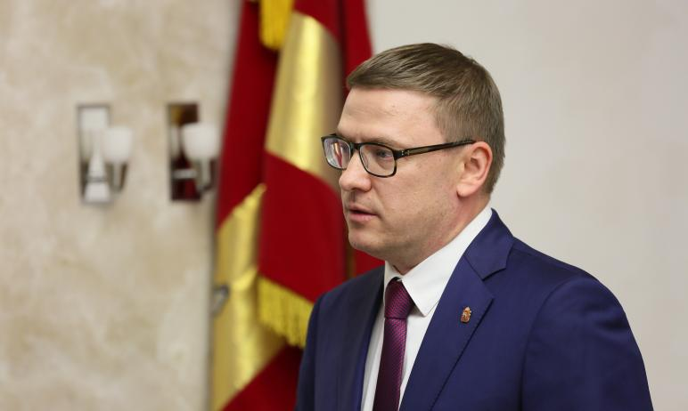 Губернатор Челябинской области Алексей Текслер выступит 25 мая 2021 года перед д