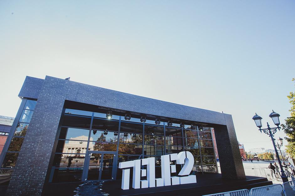 С 22 октября жители столичного региона активно подключаются к сети Tele2 в 400 монобрендовых сало