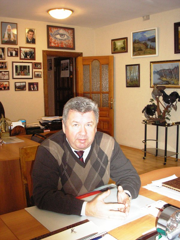 В 2010 году челябинскому областному онкологическому диспансеру исполнилось 65 лет, в дек