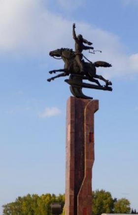 Башкиры Челябинской области предлагают установить памятник Салавату Юлаеву в Челябинске.